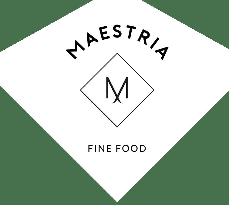 Maestria logo losange noir